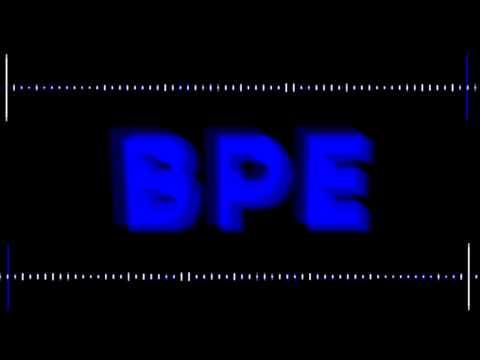 Entrei na BPE