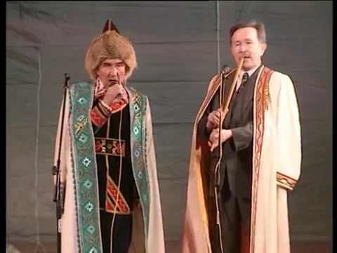 Абдулла Султанов - великий певец башкирского народа. 2000г.