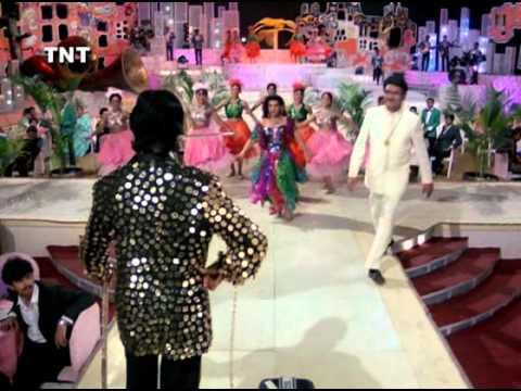 אמריטה סינג ואמיטב בצ'אן מתוך הסרט תופאן Amitabh Bachchan-Toofan
