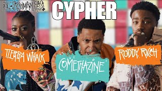 Roddy Ricch, Comethazine and Tierra Whack's 2019 XXL Freshman Cypher