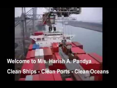 M/s. Harish A. Pandya, Shipping Services Business Profile