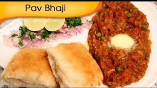 Pav Bhaji Burger - Popular  Recipe