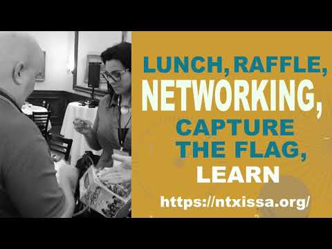 NTXISSA Lunch April 19, 2018 with Certes Networks