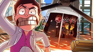 I'M NEVER RIDING IN A HELICOPTER WITH VANOSS AGAIN!