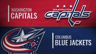 Washington Capitals vs Columbus Blue Jackets | Dec.08, 2018 NHL | Game Highlights | Обзор матча