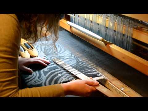 """Jenny Schu does Double Weave PickUp on """"Layers 1"""""""