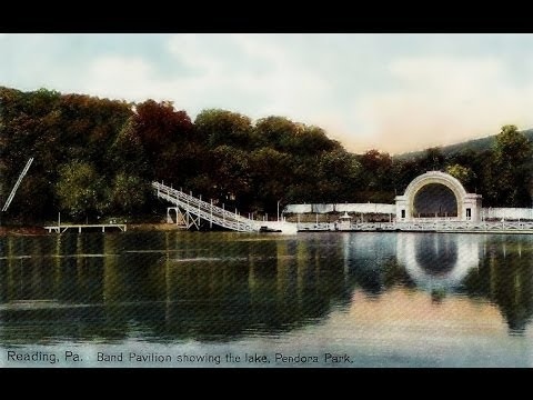 Lost Amusement Parks ~ Carsonia & Pendora Park, Reading, PA ~