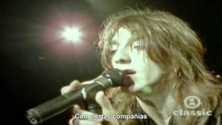 The Black Crowes - She Talks To Angels (Live) (Subtitulado)