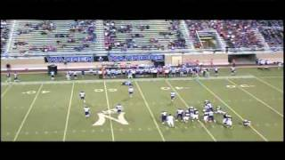 Brandon Yates Highlights - Class of 2012 - WR