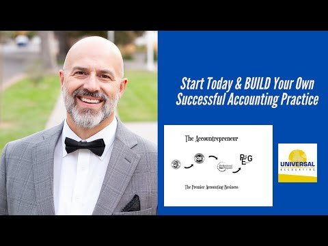 Start Today & BUILD Your Own Successful Accounting Practice