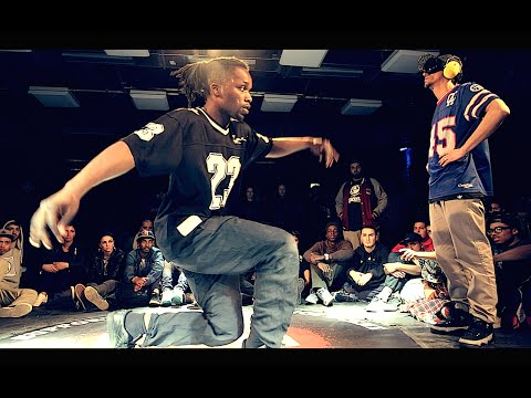 Hip Hop Freestyle Dance Battle BLACKRUFF vs DEKO DEEROCKZ | Snooty Tube