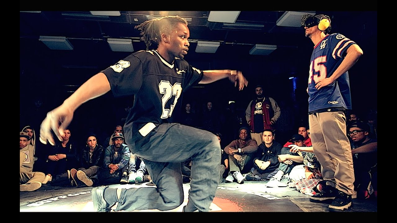 Hip Hop Freestyle Dance Battle BLACKRUFF vs DEKO DEEROCKZ