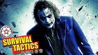 Joker's Self Defence MYTH... Criminals Don't Think Like YOU