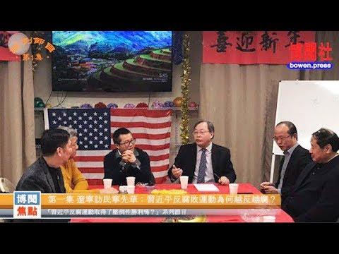 辽宁访民宁先华:习近平反腐败运动为何越反越腐?