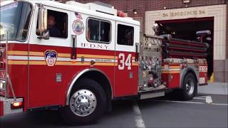 11 VIDEOS COMPILED INTO 1 OF WRECKLESS & DANGEROUS DRIVERS TRYING TO OUT DO RESPONDING FDNY UNITS.