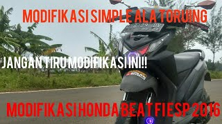 Download Video Review Honda beat fi esp 2016 || modifikasi honda beat fi esp || modifikasi ringan beat fi 150cc!! MP3 3GP MP4