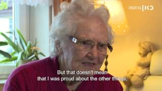 Antonia Yamin - Exclusive - Interview with Hitler's former made