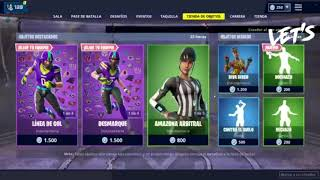 NEW GESTO*BOCINAZO*RETURN SKIN DIVA DISCO STORE OF FORTNITE 4/02/19