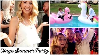 HUGE SUMMER PARTY