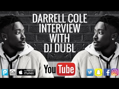 Darrell Cole Interview - Civil War in Sierra Leone,Belgium HipHop scene & signed to Sony