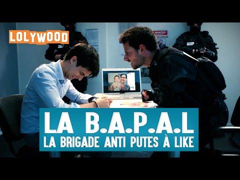 La B.A.P.A.L : La brigade anti putes à like