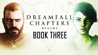 Dreamfall Chapters: Book 3 Game Movie [Realms] All Cutscenes 1080p HD