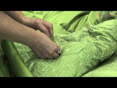 Vango Sleeping Bag - Serenity filmed 2013