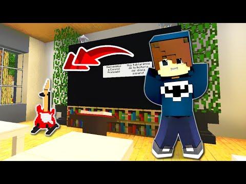 Bobby's World - BOBBY'S SONG & SPANISH CLASS - Minecraft Music School Years (Minecraft Roleplay) #5