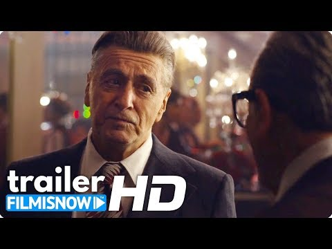 THE IRISHMAN (2019) | Trailer ITA Del Film Netflix