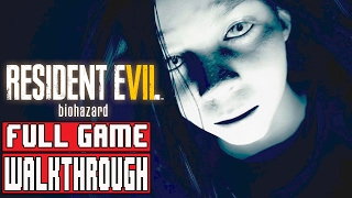 resident evil 7 banned footage vol 2 part 1 full game ps4 pro no commentary