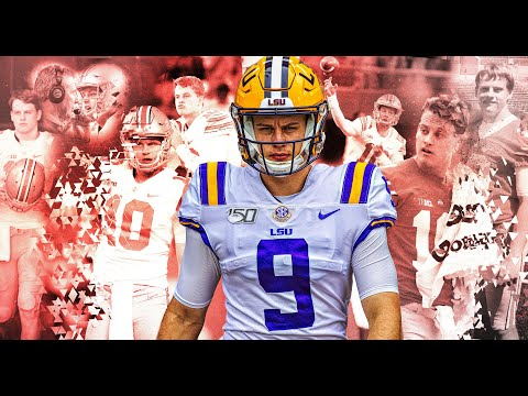 Joe Burrows LSU Mini Movie || 'Road to the Championship'
