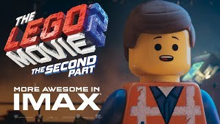 The LEGO® Movie 2   Official Trailer #2   Experience it in IMAX®