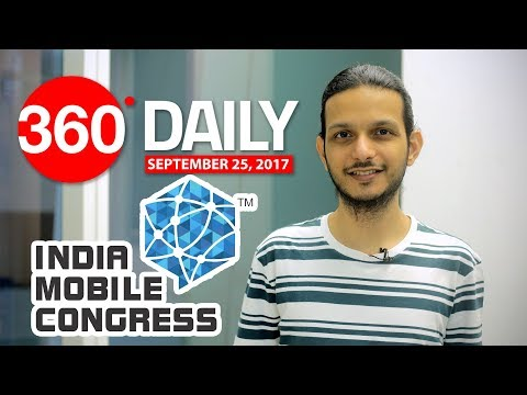 Sony Xperia XZ1, Gionee M7, M7 Power Launched; Indian Mobile Congress, and More (Sep 25, 2017)