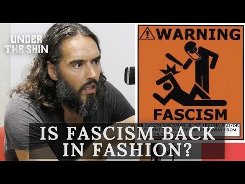 Is Fascism Back In Fashion? - Russell Brand & Yuval Noah Harari