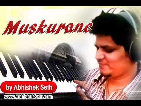 Muskurane ki wajah Instrumental | ringtone | City lights | Arijit singh Cover by Abhishek Seth