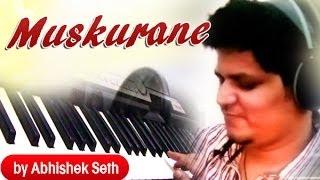 Muskurane ki wajah Instrumental   ringtone   City lights   Arijit singh Cover by Abhishek Seth