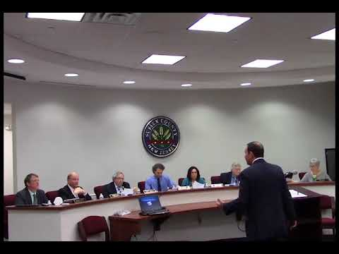 March 14 2018 Sussex County Board of Chosen Freeholders