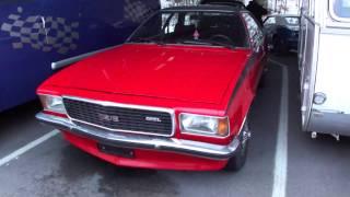 Opel Rekord D Coupé Sprint Coupé, 1977
