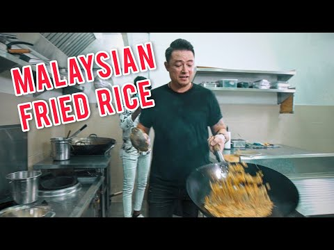 UNCLE ROGER, this Malaysian Fried Rice can or not?? | Sherson Lian
