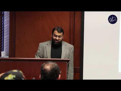 Rethinking Salafism: Shifting Trends & Changing Typologies Post Arab Spring - Dr. Yasir Qadhi