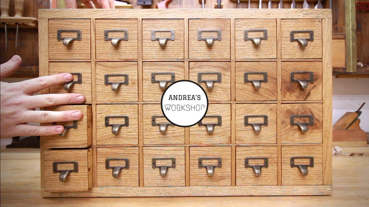 Delicieux Apothecary Cabinet   Part 1/2
