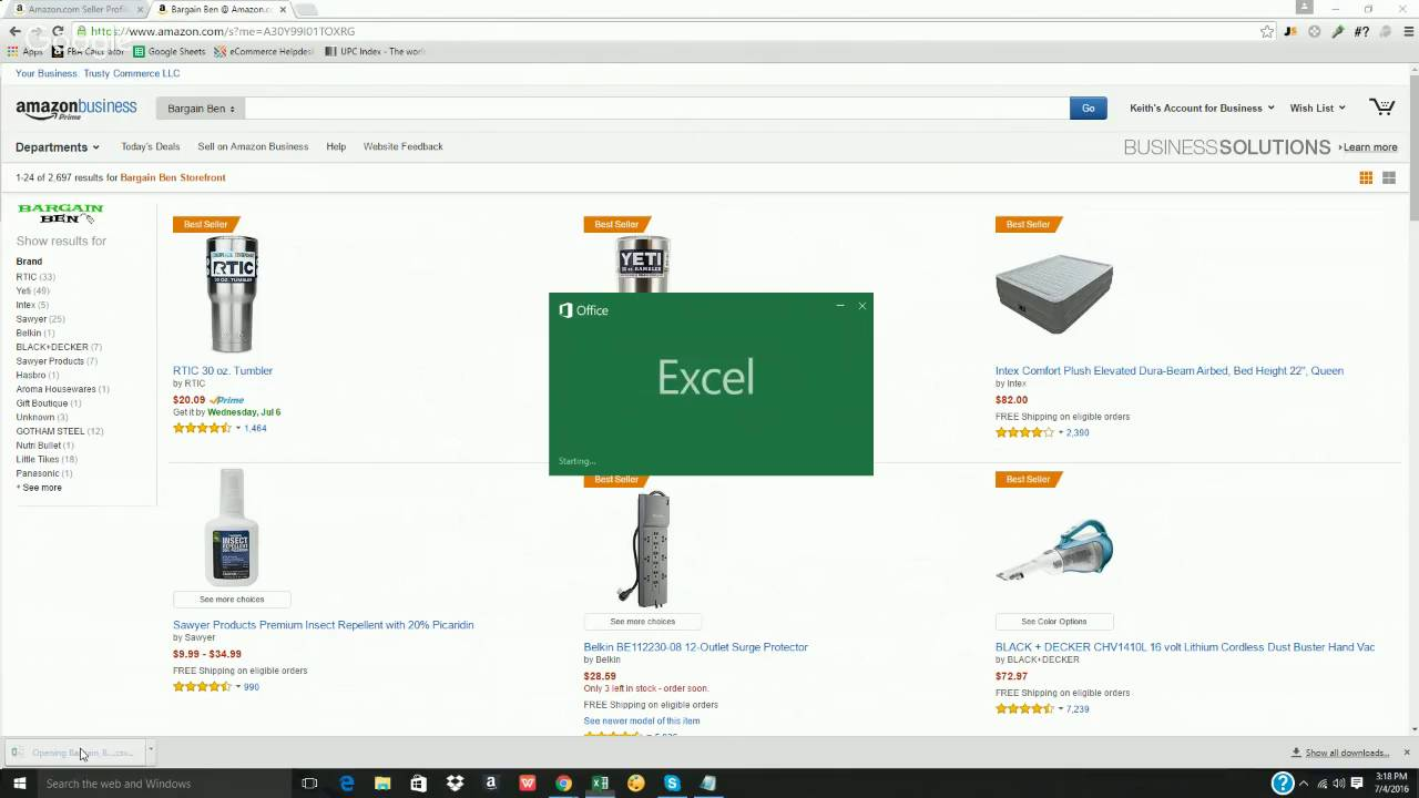 amazon extension google chrome