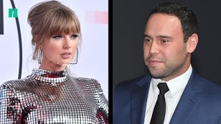 Taylor Swift Calls Out Scooter Braun At Billboard Awards