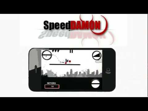 Speed Damon (the iphone App)