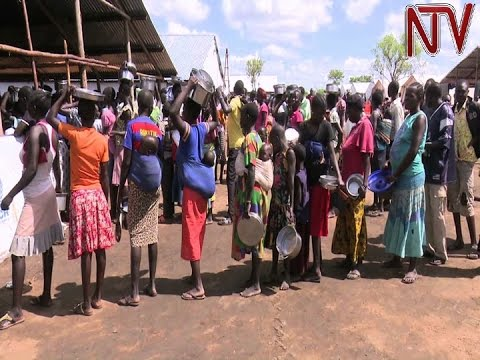 Uganda appeals for Shs29 trillion to cater for refugee influx