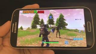 Fortnite Mobile Android - Fortnite Apk Download (Latest Update)