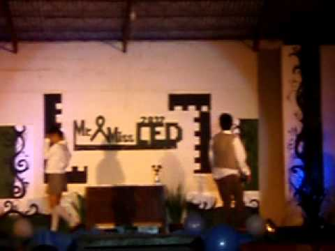MSU-IIT CED-DPE lyrical hiphop with NELIAMAEDURANGO AND DYMER YUNGCO