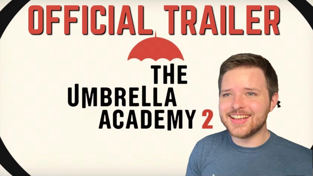 The Umbrella Academy Season 2 | Official Trailer Reaction ...