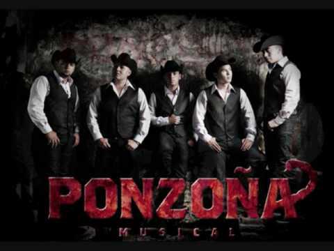 Ponzoña Musical -Por Amarte