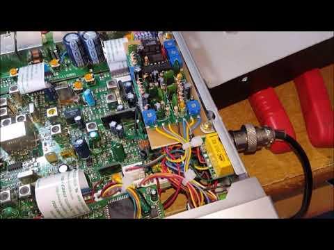 Video Alan 8001 XT Ricondizionato E Modificato – Eco – Preascolto